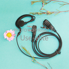 Earhook Earloop For Icom Ic-F3 Ic-F4 Ic-F20 Ic-F21 Ic-V8 Ic-V80 Ic-V80E Handheld