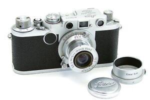 Leica IIf mit Elmar 5 cm