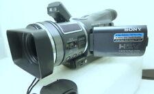 CAMESCOPE SONY HDR-HC1E CMOS HDV SEMI-PRO MINI DV BON ETAT DE FONCTIONNEMENT