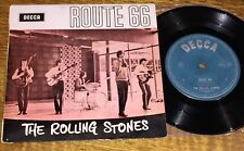 THE ROLLING STONES - ROUTE 66. AUSTRALIAN EP