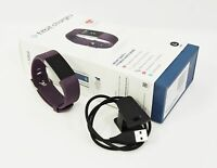 Fitbit Charge 2 Heart Rate Activity Tracker  Large Plum