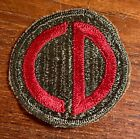 WWII US Army 85th Infantry Division Patch