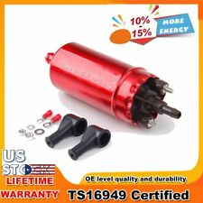 New Universal External Inline High Pressure Electric Fuel Pump for #0580464070