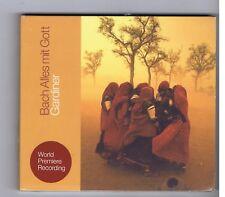 BACH CD (NEUF) ALLES MIT GOTT BWV 1127/ CANTATAS 182.54.71. 155. 78/ GARDINER