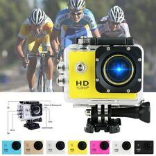 A7 Kit 1080P HD Cámara Deportiva de Acción Mini DV Vídeo con Carcasa Impermeable