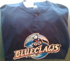 Lakewood BlueClaws – T-Shirt – Large – 50/50 – NWT