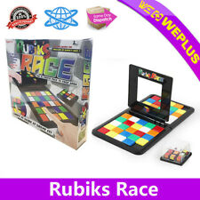 Rubiks Race Board Game The Ultimate Face to Face Strategy Puzzle Board Game
