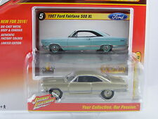1967 Ford Fairlane 500xl Johnny Lightning Jlcg001