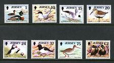 JERSEY 778-85, 1997 BIRDS, MNH (JER032)
