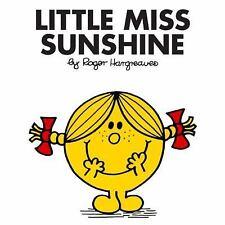 NEW - Little Miss Sunshine (Mr. Men and Little Miss) by Hargreaves, Roger