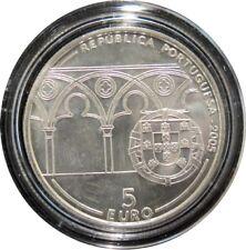 343 - 5 EUROS PORTUGAL 2005 - argent