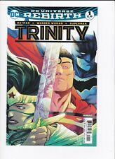 TRINITY #1-22 + ANNUAL (HQ SCANS) DC COMICS 2018 2 3 4 5 6 7 8 9 10 11 12 13 14