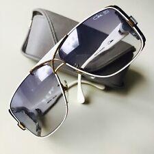 vintage CAZAL 955 col 332 white Germany rare sunglasses 90s HipHop 951 unisex