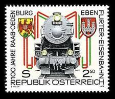 Oostenrijk - 1979 - Mi. 1627 (Treinen) - Postfris - OS145