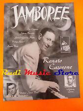 rivista JAMBOREE 30/2001 Renato Carosone Bettye Swann Johnny Burnette  No cd