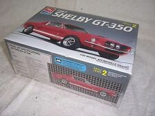 1/25 1967 FORD MUSTANG SHELBY GT-350 FASTBACK AMT MODEL KIT-SEALED