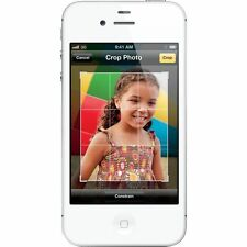 White 8GB Mobile Phone