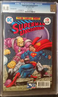 Superman Unchained (2013 DC) #3 Starlin Bronze Age Variant CGC 9.8 1:50