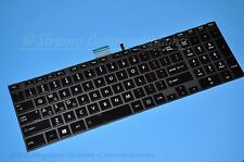 "TOSHIBA Qosmio X870 X875 Series 17.3"" Laptop US English Backlit KEYBOARD"