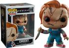 HORROR Bride of Chucky - Scarred Chucky FUNKO POP VINYL FIGURE *NEW* +PROTECTOR