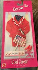 Barbie for President Outfit Cool Careers 1997 Shoes Clothing Accessories Suit