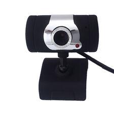 USB HD Webcam Web Cam Camera + Built-in Microphone For Computer Laptop Desktop