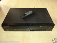 Pioneer PD-106 hochwertiger CD-Player, DEFEKT, inkl. Fernbedienung