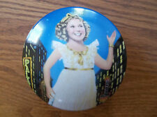 "Shirley Temple ""Little Miss Broadway"" Danbury Mint Music Box Excellent"