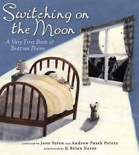 Switching on the Moon: A Very First Book of Bedtime Poems, Various | Hardcover B