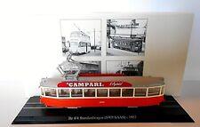 Editions Atlas Tram  Scale 1/87 Be 47/4 Standardwagen SWP/SAAS 1952 n.2519009
