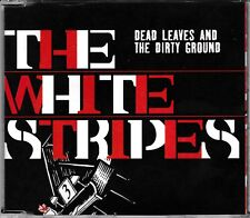The White Stripes - Dead Leaves and The Dirty Ground  **Rare 2002 DVD Single**