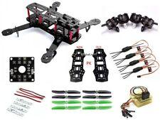 N2C1 ZMR250 Carbon Frame kit CC3D EVO 2204 2300KV Motor 12A Simonk ESC 5030 Prop