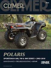 Polaris Sportsman 600, 700, and 800 Series 2002-2010 (Clymer), Penton Staff, Goo