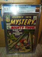 Marvel Comics Thor  Journey Into Mystery 1st Appearance Hela 102 CGC 8.5 COWP
