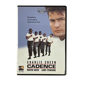 Cadence OOP Charlie Sheen DVD 2000 REGION 1 USA