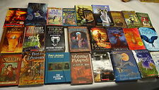 Teen Fantasy Books Lot 24  Books H/C S/C Fantasy Hobbit Fragon Dod More    C