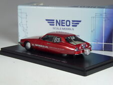 (KI-10-22) Neo Scale Models Citroen SM Land Speed Record 1987 in 1:43 in OVP