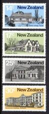 1980 NEW ZEALAND ARCHITECTURE 2nd series SG1217-1220 mint unhinged