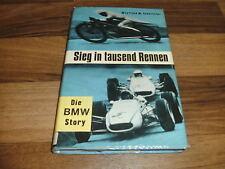 Winfried Schnitzler -- SIEG in TAUSEND RENNEN // die BMW-Story / 1. Auflage 1967