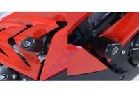 BMW S 1000 RR 2015 > R&G AERO CRASH PADS / FRAME SLIDERS BOBBINS