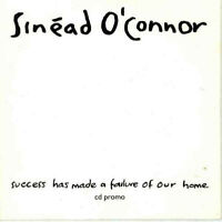 Sinéad O'Connor CD Single Success Has Made A Failure Of Our Home - UK (VG+/EX)