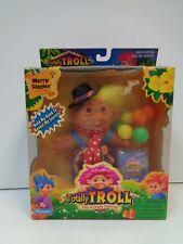 Playmates Totally Troll - MERRY GIGGLES - Original Troll 2001 - MIB