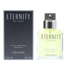 Calvin Klein Eternity Eau de Toilette 100ml Spray For Him Homme - Men's CK NEW.