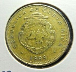 Costa Rica  1999  100 Colones  👀