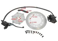 Front Disc Brake Assembly With Disc Wheel  Complete Kit Royal Enfield New Brand