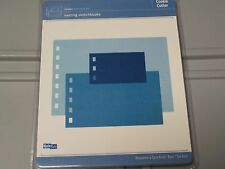 QUICKUTZ COOKIE CUTTER NESTING SKETCHBOOKS CUTTING DIES CC-SHAPE-089-3 NEW A279