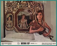 """PATRICIA GOZZI in """"Hung Up"""" - Original Vintage Photograph - 1969"""