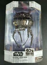 Star Wars Imperial Probe Droid 40th Anniversary Elite Series Die Cast Figure