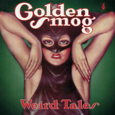 """GOLDEN smog Weird Tales (NUOVO 2 x 12"""" colore vinile lp)"""
