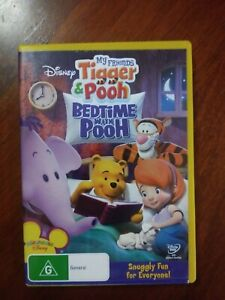 My Friends Tigger & Pooh - Bedtime With Pooh (DVD, 2009)
